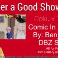 After a Good Shower (Goku x Trunks) DBZ Shota