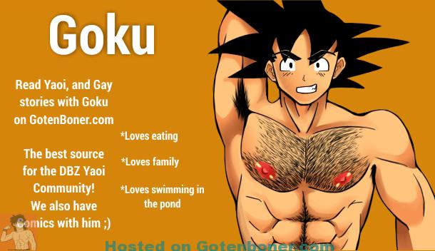 Goku Yaoi Category