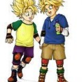Goten and Trunks