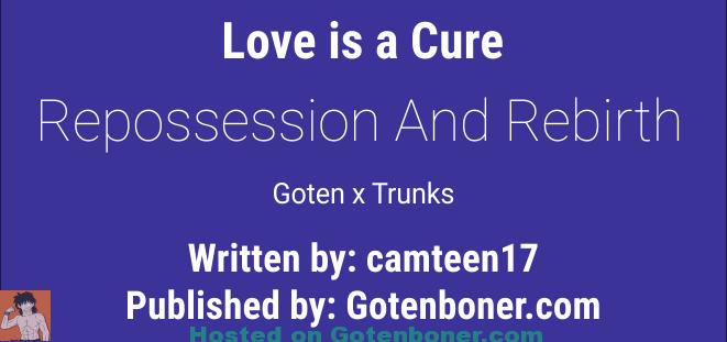 Repossession And Rebirth - Love is a Cure